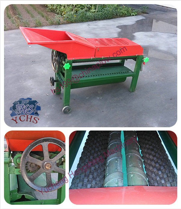 Sweet corn peeling machine corn peeler