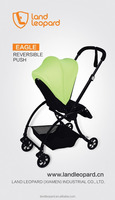Green color strollers complied with EN1888:2012 standards with two ways to push and pull easily,cheap prices for the baby, good