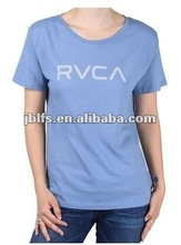 2012 women's big casual fit t-shirts