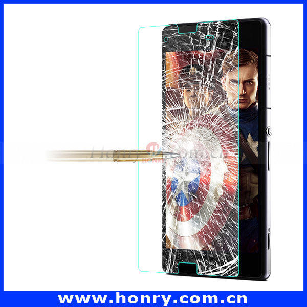 Premium Real Tempered Glass Screen Protector for SONY Xperia Z3 screen protector Compact