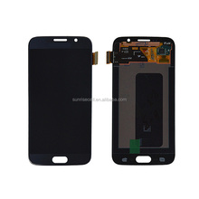 Original For Samsung Galaxy S6 Lcd Display, Lcd Screen For Samsung S6