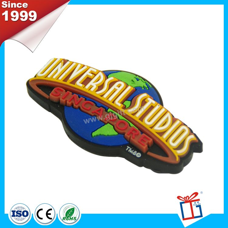 Colorful different style advertising personalized fridge magnets