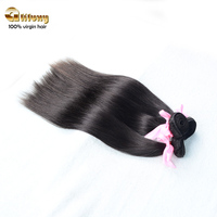 100% no tangle no shedding 7a grade expression straight braiding hair virgin indian braiding hair