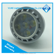 White housing unique design 5watt led spotlight gu5.3