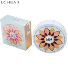 594032 LCHEAR brand hot selling organic Whitening bb cream foundation waterproof bb cream cosmetics