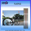 Promotion Bicycle safety flag fiberglass poles