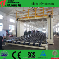 gypsum board/sheet rock production line/making machine with good performance