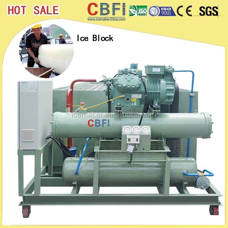 Containerized Ice Block Making Machine Price Cheap Buy