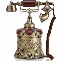 Riches and honour of archaize telephone/European ceramics bloom in the telephone/home decoration GBD-207E
