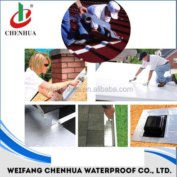 Modified bitumen rubber roofing tape for waterproofing --- China factory direct sale