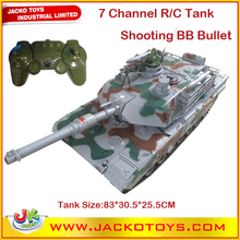 1 10 scale 83cm large remote control military tank shooting bb bullet