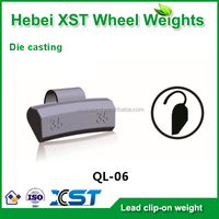 lead wheel weight for rim