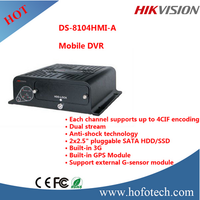 HIKVISION mobile dvr,rs485 ptz controller,car dvr recorder