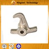 OEM silicon brass investment casting fitting fuse parts casting parts