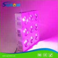 Buy Flower grow led light 600watt plant light kits 3w chip ...