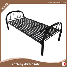 Cheap Metal Single Bed Frame Labor Bed for Dubai