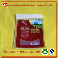 vmpet zipper top tobacco and cigar packaging bags