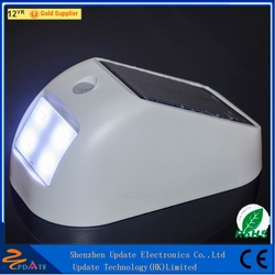 4LED Mini Solar Panel For Led Light, Solar Powered Light For Wall