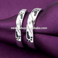 Hot sale fashion ring stress rings(best quality)