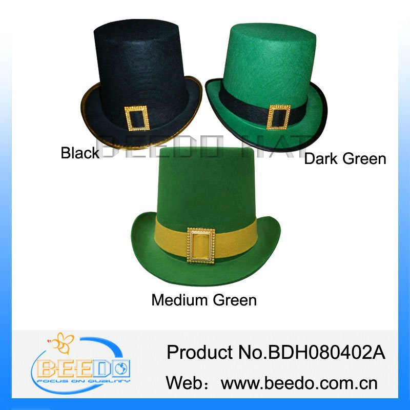 Mens victorian fashion top hats for party