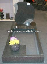 G654 Grey Granite Monument Canada Headstone