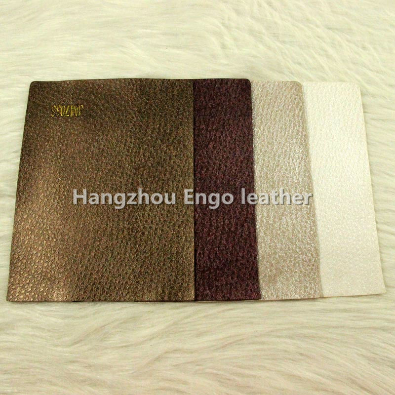 2017Decorated PVC Leather Textiles Leather Products