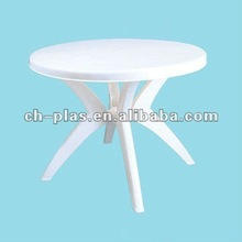 adjustable folding plastic white umbrella picnic table with umbrella hole, beach umbrella table