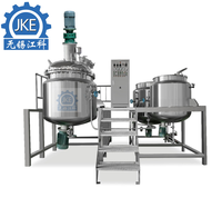 VEM-150Liter mayonnaise making machine,mayonnaise vacuum emulsifying mixer,mayonnaise procesing machine