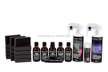 Ceramic Pro Nano coating professional set