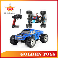 USB charging high speed 1:18 full scale monster truck 4WD rc car toy