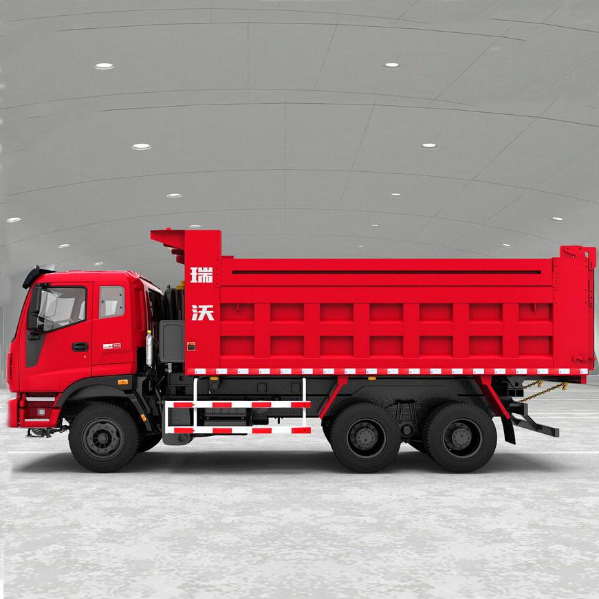 Made-in-china 10 Wheeler Jac New Dump Trucks 6*4 Tip Lorry