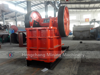 Easy Operation Mining Ore Jaw Crusher From Jiangxi Hengchang