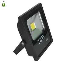 High Lumen COB 2700k 1600lm Waterproof IP65 Outdoor 20W LED Flood Light