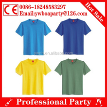 100% cotton advertisement T-shirt
