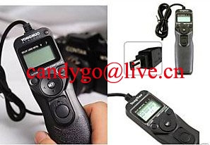 remote cord with LCD for Olympus