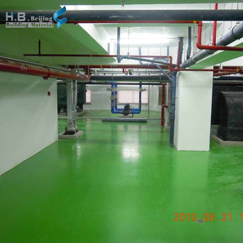 Hot products cheap price durable wear-resistant pressure epoxy floor