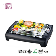 2000W Electric european barbecue grill, electric bbq griller