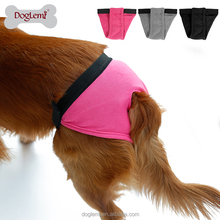 Wholesale in Stock Protect Nappy Dog Pants Sanitary Female Pet Dog Diaper Washable