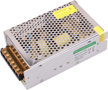 Factory sale directly 200W 16.6amp LED Driver AC 220V to DC 12V Single output LED Display power supply