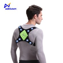 Hiigh Visibility safety LED sportswear for men