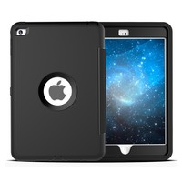 TPU Waterproof Tablet Cover Shock Proof Tablet Case For iPad2/3/4