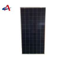 For Solar Energy And Solar System China Manufacturer 260w poly Photovoltaic Solar Panel Price