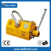 Manual permanent magnetic lifter for lifting steel plate
