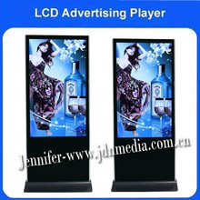 42 inch lcd tv advertising player/tv lcd screen/cosmetic display stand