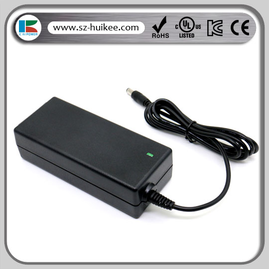 Universal dc desktop power adapter supply 100-240v AC TO 12V5A DC power adapter supply