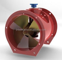 Electric Tunnel Bow Thruster