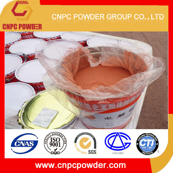 CNPC High Purity Ultra Fine Spherical Electrolytic Copper Powder