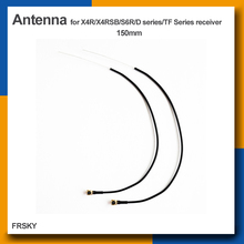 Stock! New arrival!10pcs/lot FrSky silver plated antenna 150mm for X4R / X4RSB / S6R / D series / TF Series receiver