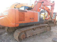 used hitachi excavator ZX200 for sale / used excavator