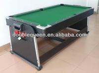 2 in 1 pool table with air hockey table